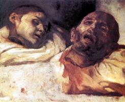 Теодор Жерико. Отрубленные головы