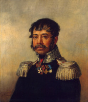 Джордж Доу. Портрет Осипа Васильевича Иловайского