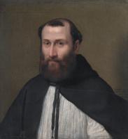 Софонисба Ангвиссола. Портрет каноника