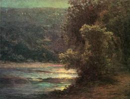 Джон Оттис Адамс. Лунный свет