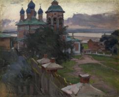 Абрам Ефимович Архипов. Муром