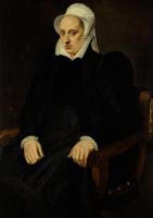 Адриан Томас Кей. Женский портрет