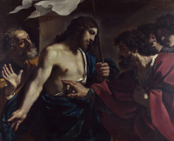 The unbelief of St. Thomas