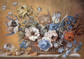 Питер Мазелл. Цветы