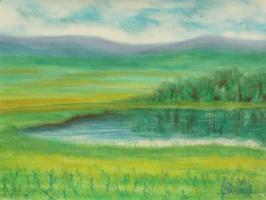 Озеро Аболь