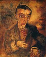 Oskar Kokoschka. Conte Verona