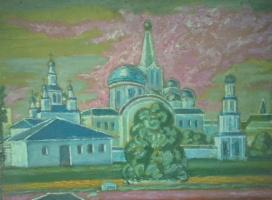 Вячеслав Коренев. Храм