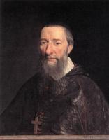 Филипп де Шампень. Портрет епископа Жан-Пьер Камю