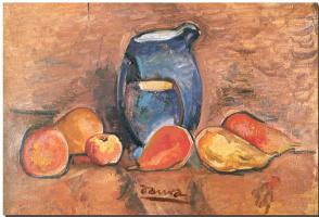 Пер Даура. Натюрморт с яблоками