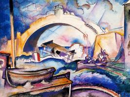 Томас Харт Бентон. Мост