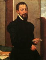 Джованни Баттиста Морони. Портрет мужчины