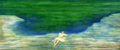 Хуан Сориано. На берегу