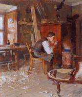 Петр Александрович Нилус (Словецкий). Отдых