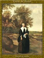 Питер де Хох. Портрет женщины