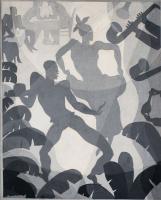 Аарон Дуглас. Танец