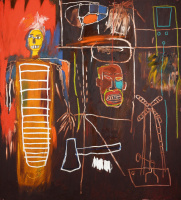 Jean-Michel Basquiat. The power of the air