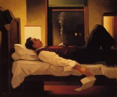 Jack Vettriano. Heartbreak hotel