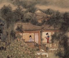 Пэн Лиан Сюй. Китаянка 12