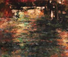 """Отражение. Триптих """"Венеция"""" (правая часть)"""