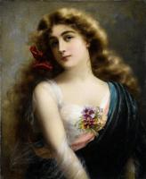 Emile Vernon. Auburn Beauty.
