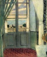 Анри Матисс. Балконная дверь