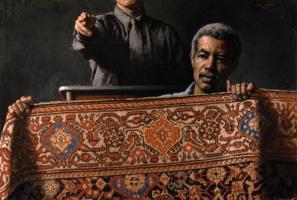 Даниэль Грин. Античный ковер