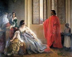 Франческо Айец. Свержение с престола