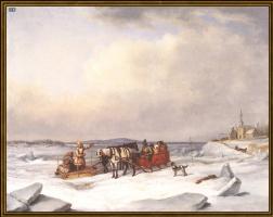 Корнелиус Криегхофф. Ледяной мост