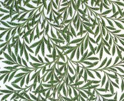 Уильям Моррис. Растительный узор 4