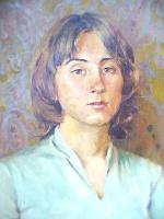 Екатерина Бурханова. Портрет
