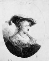Фердинанд Балтасарс Боль. Портрет женщины