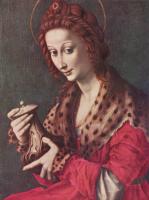 Франческо Убертини. Св. Мария Магдалина