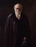 Джон Коллиер. Портрет Чарльза Дарвина