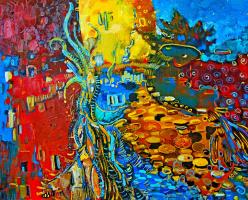 Alexey Black. Golden shores