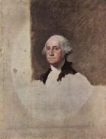 Гилберт Стюарт. Портрет Джорджа Вашингтона