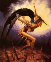 Гил Брювель. Черные крылья