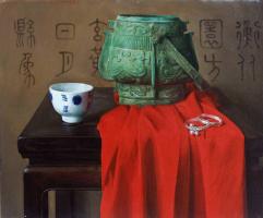 Ван Вейдонг. Чаша