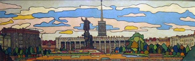 Андрей Владимирович Хан. Финляндский Вокзал