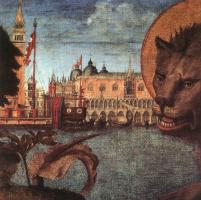 Vittore Carpaccio. Lion Of St. Mark