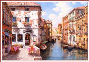 Сэм Парк. Краски Венеции