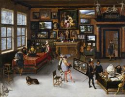 Hieronymous Francken II. Науки и искусства