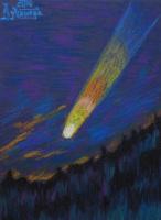 Лариса Луканева. Комета