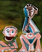 Пабло Пикассо. Люди