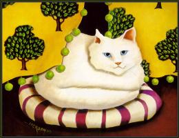 Диана Джексон. Наивный кот