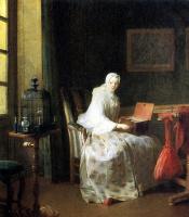 Jean Baptiste Simeon Chardin. Bird concert