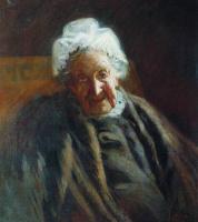 Павел Петрович Чистяков. Женский портрет