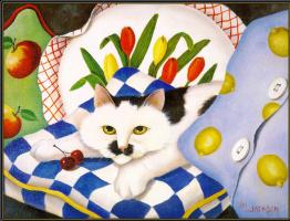 Диана Джексон. Кот