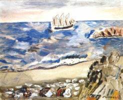 Джон Марин. Море, лодки и скалы