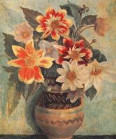 Дора Каррингтон. Цветы в вазе