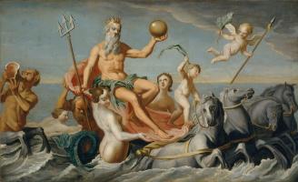 Джон Синглтон Копли. Возвращение Нептуна
